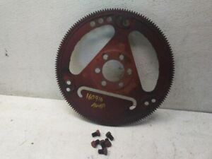 5 7l 350 Automatic Flywheel With Bolts For 64 79 Buick Skylark