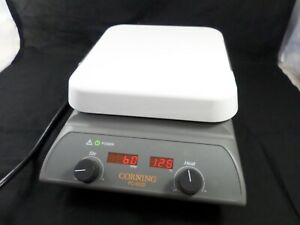 Corning Pc 620d Magnetic Stirring Hot Plate 10 X 10 Digital Display 120