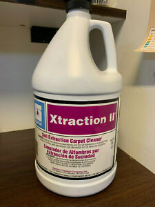 1 Gallon Spartan Xtraction Ii Soil Extraction 2 Carpet Cleaner 3096