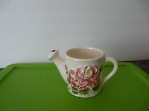 Cute Antique Avon Watering Can In Great Condition Porcelain Decor And Garden