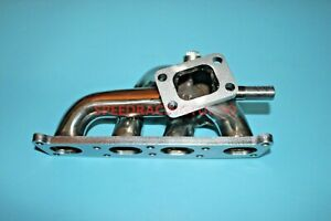 Stainless Manifold Mazda 626 Protege Mx 6 Fs Fp 1 8l 2 0l T25 Turbo Conversion