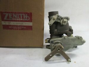 Zenith Carburetor 10773 Model 61 Type 61a8sdr 1bbl Towmotor