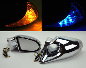 G2 Chrome Front Power Door Side Mirrors Glass Pair Rh Lh Acura Rsx 02 06