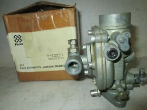 Zenith Carburetor 12213 Model 87 Side Draft 1bbl