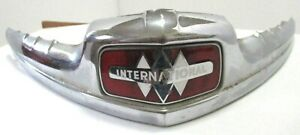 1941 49 International Kb6 Hood Ornament Good To Excellent Condition