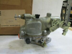 Zenith Carburetor 13749 Model 68 Type 68ju8 1bbl