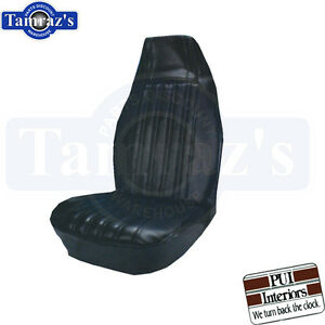 1982 1985 Camaro Cloth Front Bucket Seat Covers Upholstery Pui New