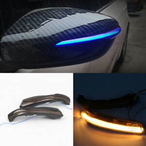 For Kia Forte Cerato K3 Led Side Mirror Sequential Dynamic Turn Signal Light