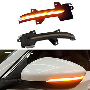 Led Side Mirror Sequential Dynamic Turn Signal Light For Honda Accord 2018 2020