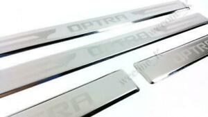 4dr Sill Stainless Steel Scuff Plate Use For Chevrolet Optra 2006 2008