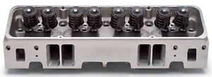 Edelbrock 60989 Rpm Cylinder Head Fits Small Block Chevy 302 327 350 400