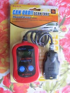 Autel Maxiscan Ms300 Obd2 Scanner Code Reader Turn Off Check Engine Light