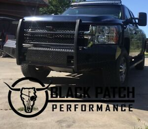 2007 5 2010 Chevrolet 2500 3500 Trail Fx Fx3005 Ranch Hand Style Bumper Chevy