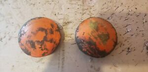 Allis Chalmers Wd Tractor Axle Bearing Caps Set 2 Wd45 Parts
