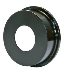 Wilwood Rotor Hat Hd Fixed Mount Alum Blk Undrilled Bolt Pattern Ea 1718976