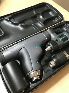 Welch Allyn Diagnostic Otoscope Ophthalmoscope Convertible Handle Panoptic Set