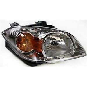 New Head Lamp Assembly Right For Chevrolet Cobalt 2005 2010 Gm2503251 2 4 Door