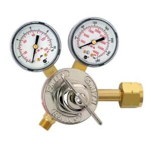 Miller Smith 30 100 350 Hydrogen Medium Duty Regulator