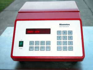 Biometra Uno thermoblock Thermal Cycler Pcr Dna