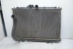 2001 2002 2003 Acura Cl Type S Used Radiator 19010 pge a51 Some Dents