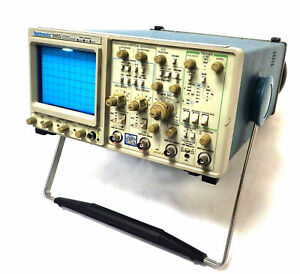 Tektronix 2465 300mhz Oscilloscope 500 Ps 500 Mhz Tested And Working