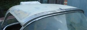 1961 1962 Corvette Used Factory Hard Top Section Proto Type Or Custom W Spine