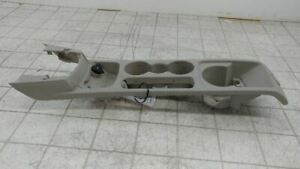 11 13 Ford Fiesta Floor Console Cup Holder Trim Oem 50142