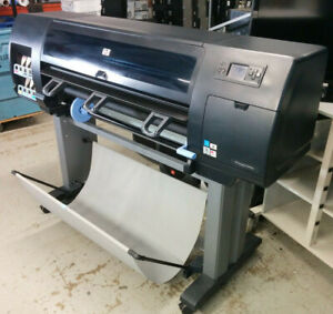 Hp Designjet Z6100ps 42in Wide Format Printer q6653a