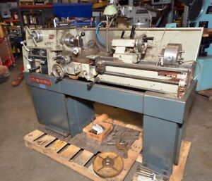 Clausing Lathe Model 1300 inv 39427