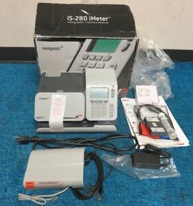 Neopost Is 280 Is 200 Series Franking Automatic Postage Imeter Machine
