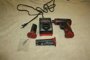 Snap On Cordless Screw Driver Cts561cl With 2 Battery And Charger