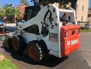 2005 Bobcat S300 Skid Steer 2 Speed Hi Flow