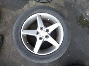 Acura Rsx Type S 16 Single Wheel 02 06 Oem S6m 665a 5 X 114 3 Tire Bald