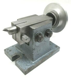 Yuasa Tailstock For 8 Rotary Table 553 300
