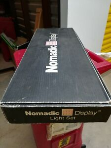 Nomadic Display Photography Light Set Trade Show Exhibit Exhibition Booth Light