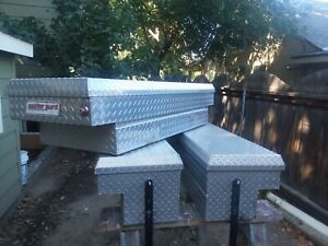 Used Weather Guard Tool Boxes