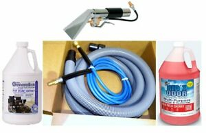 Auto Detail Hoses Tool Chemical Combo