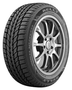 4 New Kelly Winter Access 205 55r16 94t Xl studdable Winter Tires