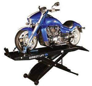 Direct Lift Pro Cycle Droptail Motorcycle Lift