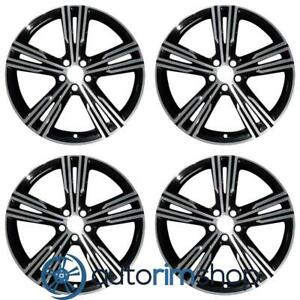 Volvo S60 V60 2019 19 Oem Wheels Rims Full Set 322071556