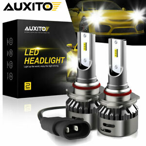 Auxito 9006 Led Low Beam Kit Headlight For Honda Accord 97 2007 Civic 04 2013 A7
