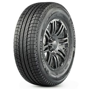 2 New Michelin Latitude X Ice Xi2 235 70r16 106t Studless Winter Tires