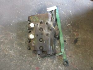 John Deere 520 530 620 630 720 730 Dual Hydraulic Unit Box