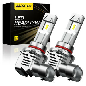Auxito 24000lm High Beam Headlight 9005 Hb3 Led 6500k Kit Super Bright Bulbs Zes