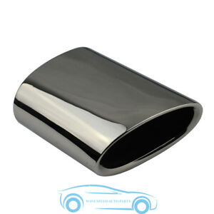 Exhaust Tip Muffler Tail For Bmw 11 13 X3 2 0 F25 Mirror Polish Chrome Plated