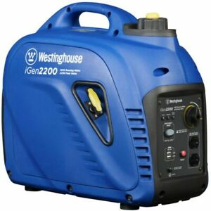 Westinghouse Igen2200 1800 Watt Portable Inverter Generator carb