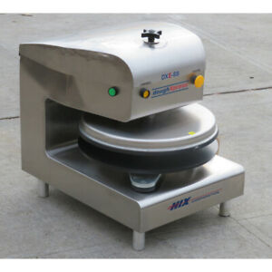 Doughxpress Dxe ss Pizza Press Used Excellent Condition