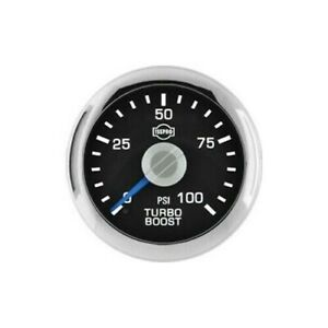 Isspro Ev2 Turbo Boost Gauge 0 100 Psi R34433