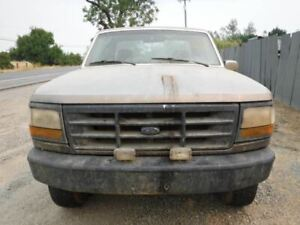 Corner park Light Fog driving Bosch Manufactured Fits 90 96 Bronco 12943205