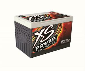 Two 2 Xs Power Starting Battery S3400